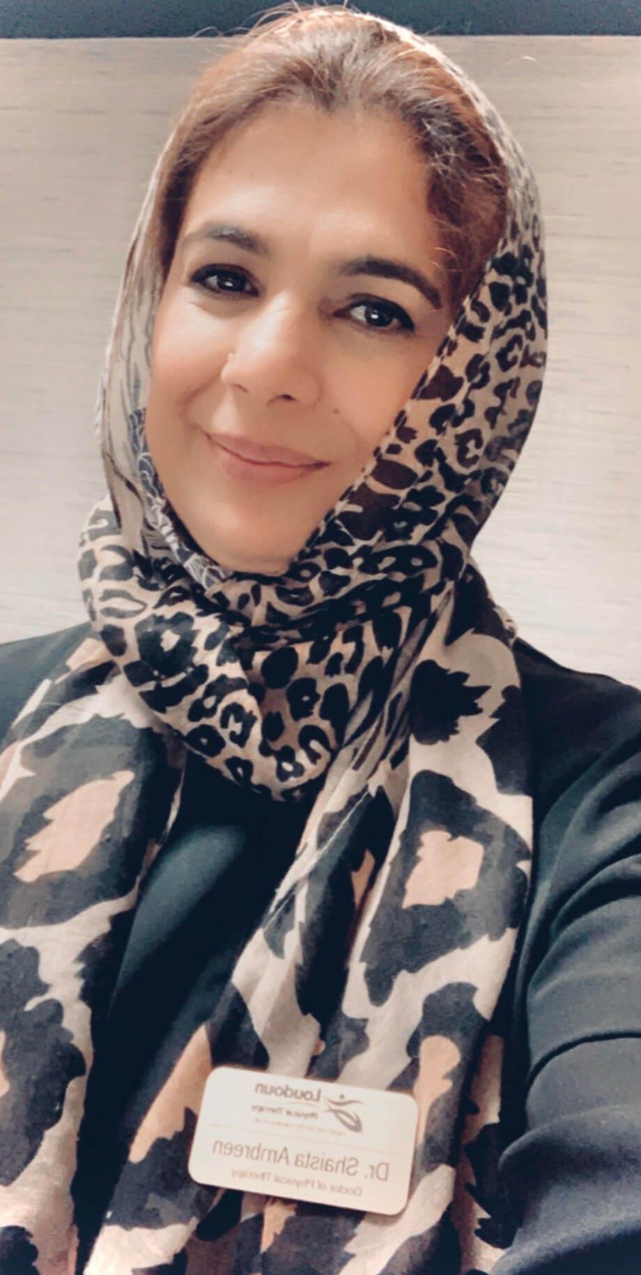 Dr. Shaista Ambreen