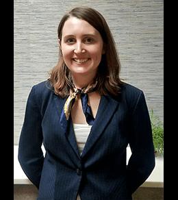 Laura Anderson program coordinator